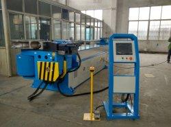 Haut de l'efficacité hydraulique de travail CNC Tube plieuse automatique complète de Bender tuyau pour le cuivre, acier inoxydable, aluminium, acier au carbone, d'alliage (114BCN)
