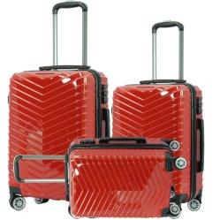 Conçu pour 2019 chariot en aluminium double jeu de roues de bagages de voyage