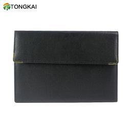Tongkai especial diseño de moda bolso de mano Padfolio/Carpeta de archivos Soporte