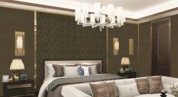 Wallcovering textiles Nonwoven moderno perfecta pared de tela para Salón