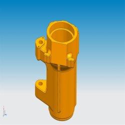 트랙터 주물 트랙터를 위한 건축기계 주물 지원 Rtfs는 기계 부속품 기술설계 기계장치를 분해한다