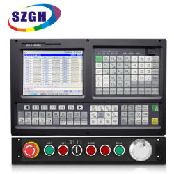 Szgh CNC Drehmaschine Numerical Control System GH-1000tc-5 5 Achssteuerung Kartenunterstützung PLC +ATC für Drehmaschine