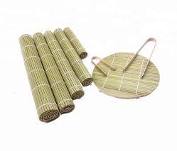 Bom Preço de alta qualidade 100% natural Tapete Sushi de bambu