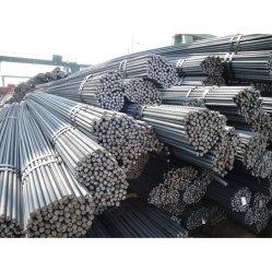Aufbau-Baumaterial-VerstärkungsstahlRebar verformter Stahlstab