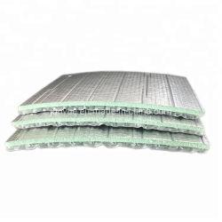 Lichtgewicht Aluminium Fueldak Warmte-Isolerende Materialen Met Luchtbel