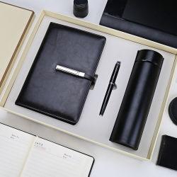2019 Custom Business Premium promotionnel ensemble cadeau pour ordinateur portable avec stylet