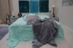 Super doux Long Shaggy Blanket