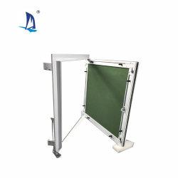 Liga de alumínio do Painel de Acesso do Teto de metal com gesso 600mm*600mm SA-AP330