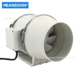 Herz-150 6 van de Gemengde van de Stroom Gealigneerde Duim Ventilators van de Buis
