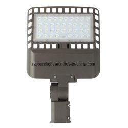 OpenluchtIP65 LEIDENE van de fotocel Straat Shoebox Lichte 100W 150W 200W voor de Commerciële Verlichting van het Parkeerterrein