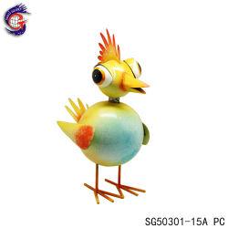Jardin extérieur en métal Art Commerce de gros oiseaux Animaux