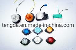 Многоцветный водонепроницаемый высокой лм грузового прицепа задние фонари LED