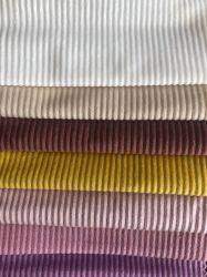 100%poliéster tejido Sofá Material de prendas de vestir