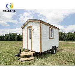 Prefabricados modulares pequeñas Home/casa/ Remolque Camping/ casa móvil