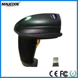 Напряжение питания на заводе 2.4G высокоскоростной беспроводной лазерный сканер штрих-кодов, считыватель штрих-кодов для розничной торговли и склада/логистических, Mj2830