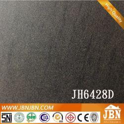 Rústica de cuerpo completo mosaico de cristal mate y superficie rugosa para interiores y exteriores 600x600mm (JH6428D)