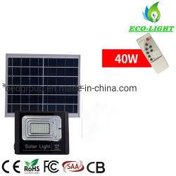 40W à LED système d'énergie solaire pour la maison de l'éclairage des projecteurs