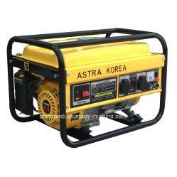 Astra Korea 3700 de Draagbare Generator van de Macht van de Benzine/van de Benzine