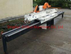 Instalación en-sitio de inserción de registro de la máquina de prueba de sierra de mesa pequeña de rollizos de producción profesional de la Carpintería mecánica de la placa de fabricación de la sierra de mesa
