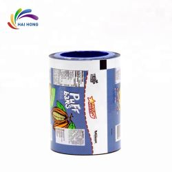 플라스틱 수축 포장 필름 레이블 소매