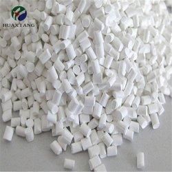 Переработанных LDPE Гранулы белого цвета Master пакетный растянуть пленку