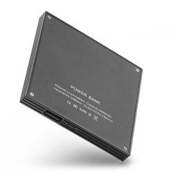 Ultra Slanke 2600mAh die snel de Draagbare Bank van de Macht Externe Batterij laden