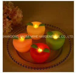 Dom LED decoração lâmpadas vela, Luminária com LED