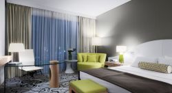 تصميم أزياء 5 نجوم من الخشب الصلب غرفة نوم أريكة أثاث غرفة (HD1000)