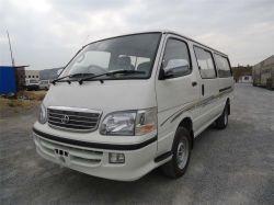 China diesel e gasolina 5 Lugares -15 lugares microônibus.