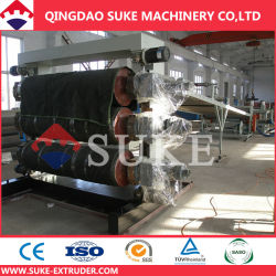 PE/PP/PS Sheet/Board/Plate Production Extrusion Line (Serie SJ)