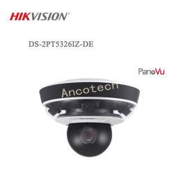 Hikvision Panovu Mini Speed Dome 파노라마 IR 네트워크 PTZ 카메라 (DS-2PT5326IZ-DE)