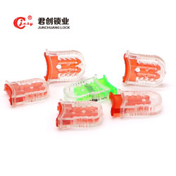 中国卸し売り三相デジタルの電気メートルのプラスチック機密保護のシール