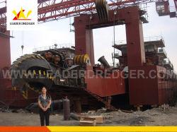 La Chine d'entraînement hydraulique/électrique/chinois de sable d'aspiration de la faucheuse drague/Dredge/l'équipement minier de dragage Navire Navires
