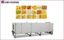 На заводе горячего продажи овощей обезвоживающих производственной линии