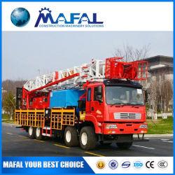 API de services de forage pétrolier Workover Rig Truck-Mounted 40t