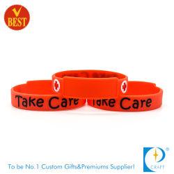 prix d'usine fashion promotion Bracelet en silicone