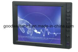 Toque de entrada HDMI 8 polegadas Monitor LCD-TFT de Automóveis