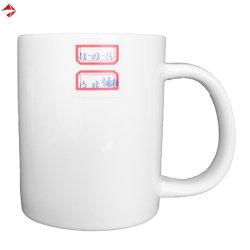 tazze di ceramica 11oz/della porcellana standard caffè per sublimazione con l'abitudine di marchio