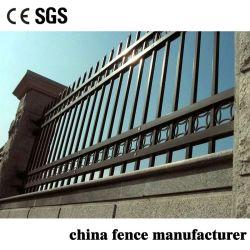 Dekoratives und schützendes Garten-und Fabrik-Wand-Sicherheits-elektrisches eingetauchtes galvanisiertes Stahlfechten