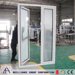 Het Venster en de Deur van het Glas van het aluminium/van het Aluminium met Gordijnstof/het Afbaarden/Bifolding/het glijden Vaste OpeningsStijl