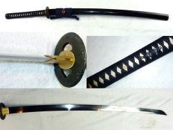 Japonês feitos à mão espada samurai Dotanuki Katana para uso real