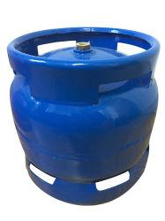 6kg d'acier et bouteille de gaz de réservoir GPL
