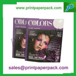 Brochure personnalisée de luxe / Catalogue / Notice Service d'impression