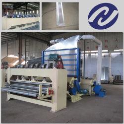 Não Tecidos de fibras de poliéster - Máquina de perfuração de agulha de tapetes, agulha de puncionar linha de produção, agulha de feltro