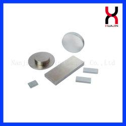 Magneet van het Neodymium van de douane de Aanvaardbare Krachtige