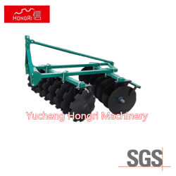 1bqx-1.3 Trator montado direito da luz de grade de discos de máquinas agrícolas da exploração implementar
