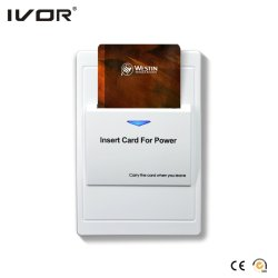 Wir StandardHotelzimmer-Karten-Netzschalter-Energie-Sparer (SK-ES2000M1-US)