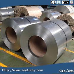電流を通された鋼鉄はZn275gの正常か小さいか大きいですかゼロスパンコールを巻く