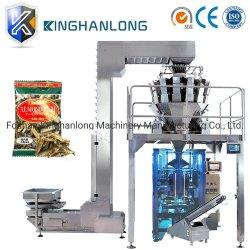 Frutti di mare secchi/macchina di pesatura automatica secca di imballaggio per alimenti dei pesci
