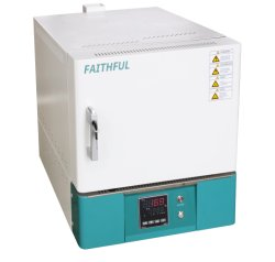 高温電気式マッフル炉 1200c 熱処理用